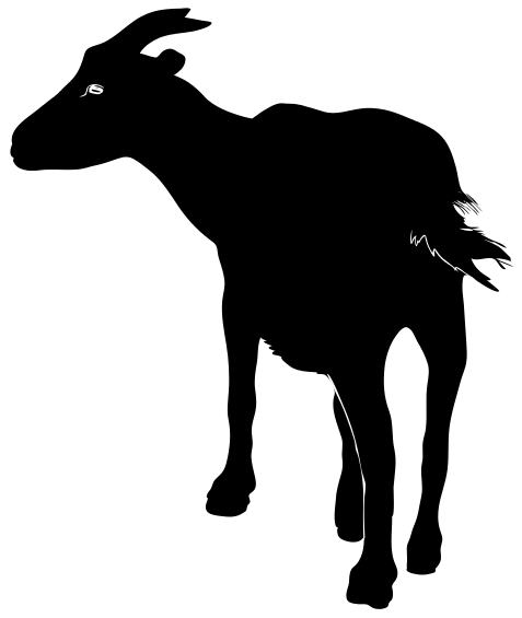 Free Goat Clipart