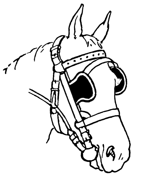 Free Horse Tack Clipart