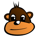 Free Monkey Clipart