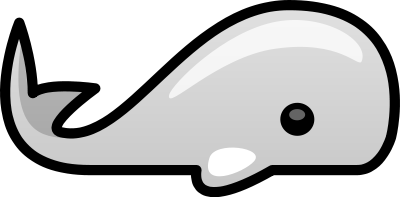 Free Whale Clipart