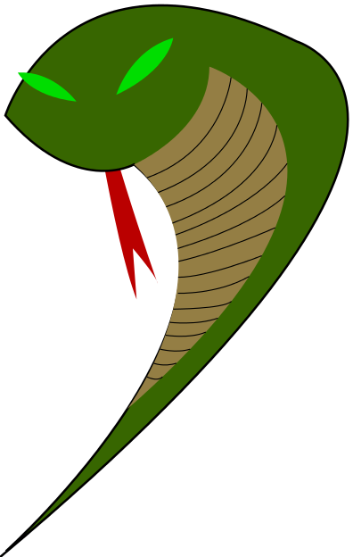 Free Snake Cartoon Clipart