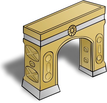 Free Arch Clipart