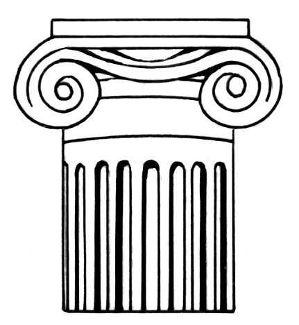 Free Architectural Column Clipart