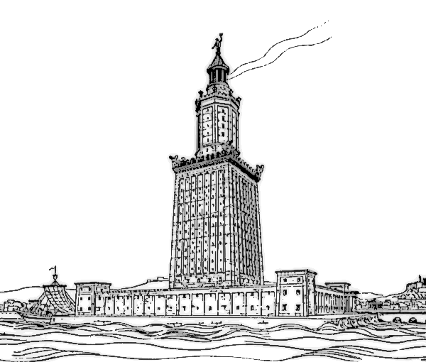 Free Lighthouse Clipart