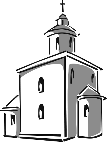 Free Church Clipart