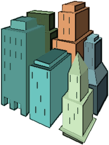 Free City Clipart