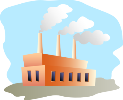 Free Factory Clipart