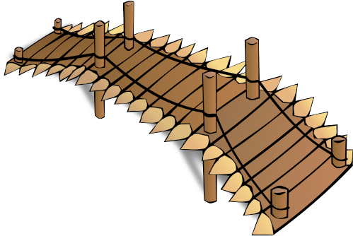 Free Bridge Clipart