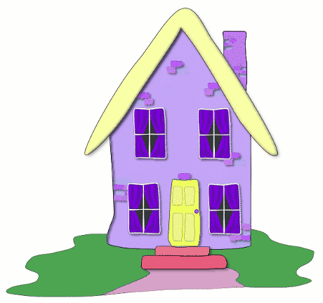 Free Homes Clipart - Clip Art Image 15 of 78