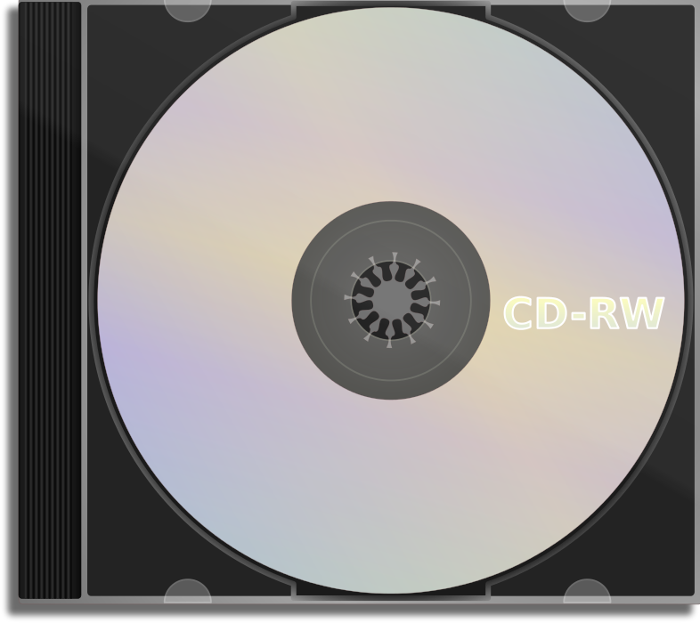 Free Computer Disc Clipart