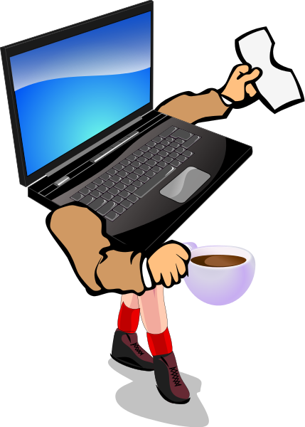 Free Computer Humor Clipart