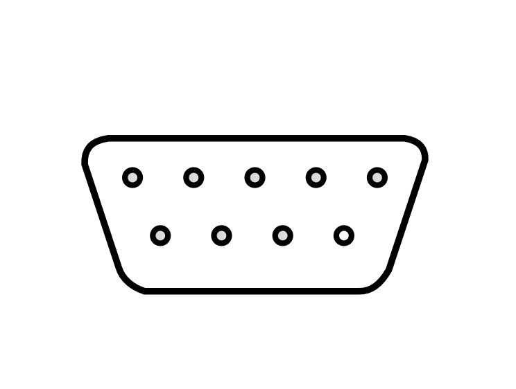 Free Computer Connector Clipart
