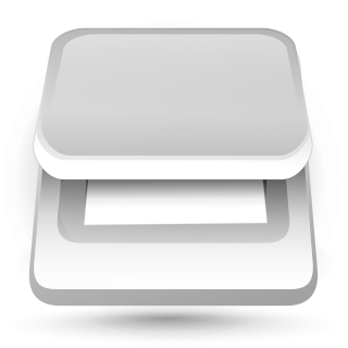 Free Scanner Clipart