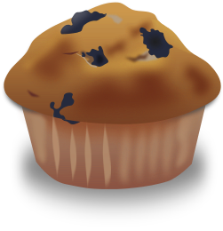 Free Muffin Clipart