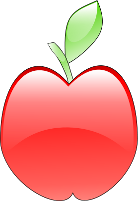 Free Apple Clipart