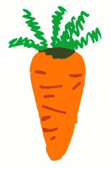 Free Carrot Clipart