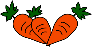 free carrot clipart 1 page of free to use images rh clipartden com carrot clip art free images carrot clip art free images