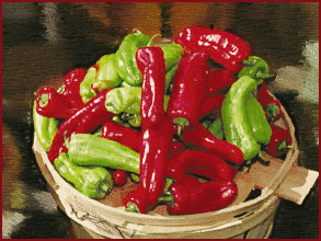 Free Chili Pepper Clipart