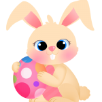 Free Cartoon Bunny Clipart