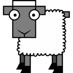 Free Easter Sheep Clipart