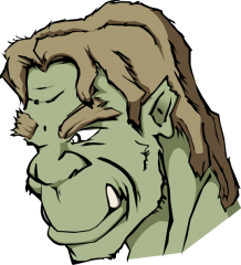 Free Ogre Clipart