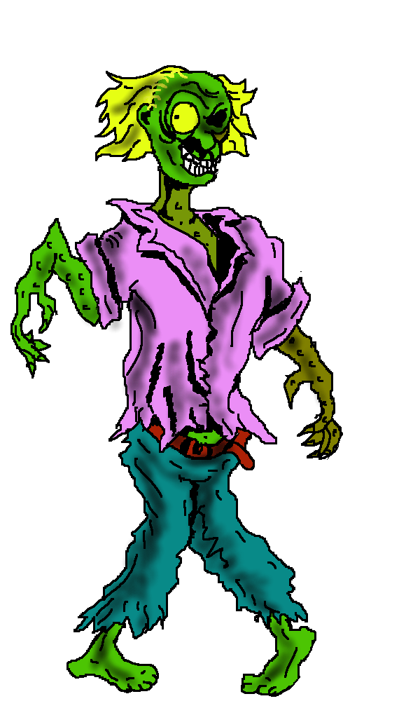 Free Zombie Clipart