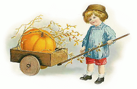 Free Pilgrim Children Clipart