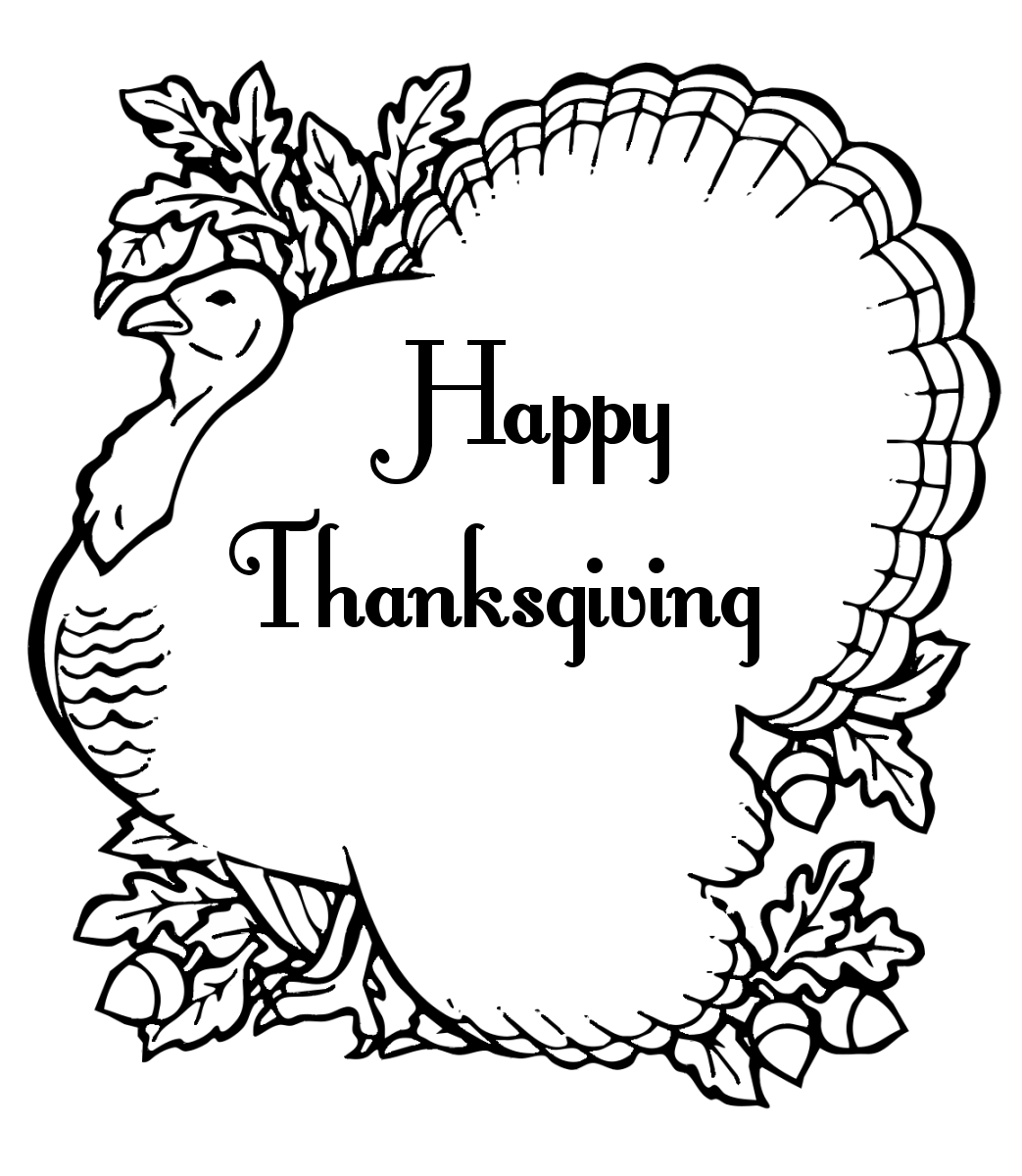 Free Thanksgiving Backgrounds Clipart