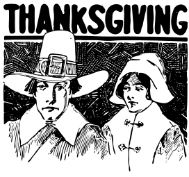 Free Thanksgiving Clipart