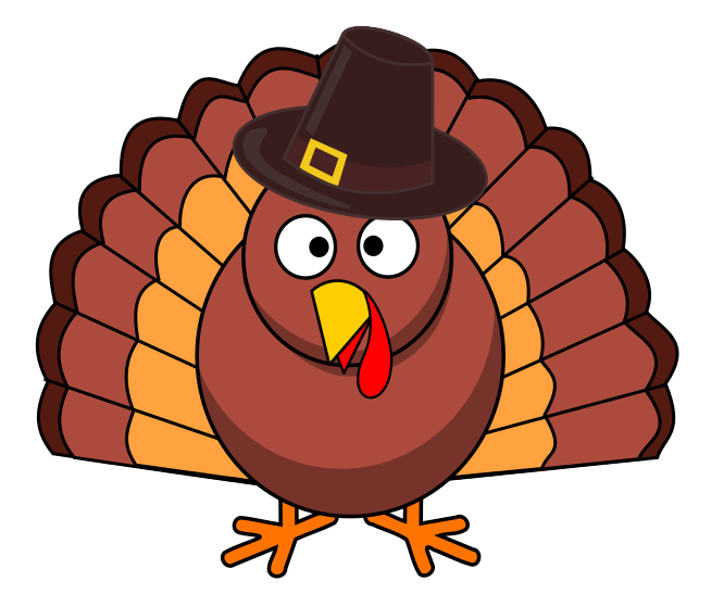 free turkey clipart clip art image 2 of 40 rh clipartden com  cartoon thanksgiving turkey clipart