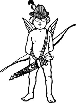 Free Cupid Clipart