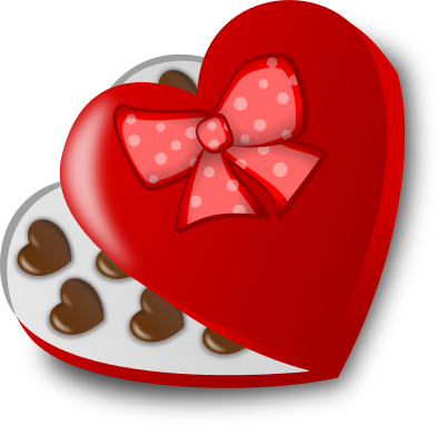 Free Valentine Candy Clipart