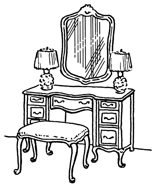 Free Dresser Clipart 1 Page Of To Use Images